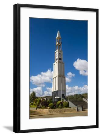 World War I Memorial, Lilongwe, Malawi, Africa-Michael Runkel-Framed Photographic Print