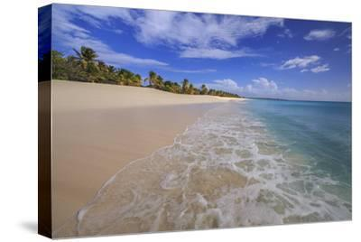 The Deserted Beach of K-Club, Located Not Far from the Village, Closed Since 2004-Roberto Moiola-Stretched Canvas Print
