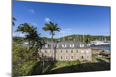 View of Fort James, the Main Historic Building of Antigua-Roberto Moiola-Mounted Photographic Print