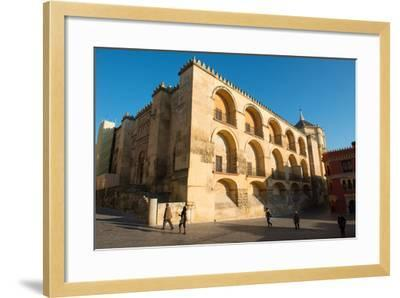 The Mezquita of Cordoba, Andalucia, Spain-Carlo Morucchio-Framed Photographic Print
