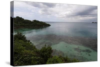 Discovery Bay, Where Christopher Columbus Landed, Ocho Rios-Sergio Pitamitz-Stretched Canvas Print
