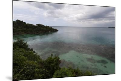 Discovery Bay, Where Christopher Columbus Landed, Ocho Rios-Sergio Pitamitz-Mounted Photographic Print