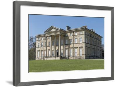 Attingham Park Mansion, Atcham, Shropshire, England, United Kingdom-Rolf Richardson-Framed Photographic Print