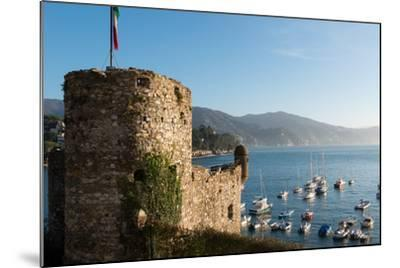The 16th Century Castle, Santa Margherita Ligure, Genova (Genoa), Liguria, Italy, Europe-Carlo Morucchio-Mounted Photographic Print