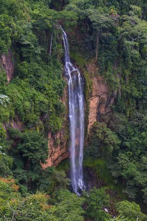 Manchewe Falls Near Livingstonia, Malawi, Africa-Michael Runkel-Premium Photographic Print