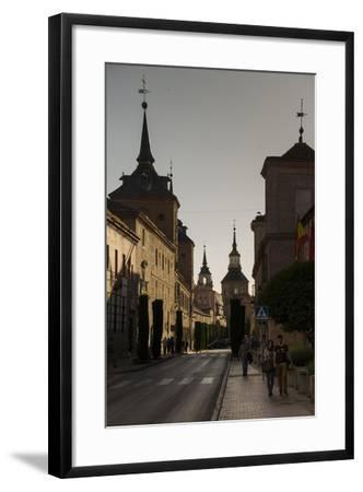Alcala De Henares, Province of Madrid, Spain-Michael Snell-Framed Photographic Print