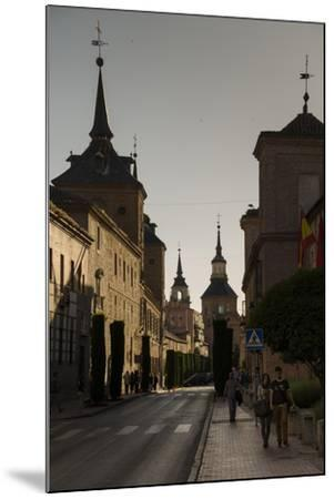 Alcala De Henares, Province of Madrid, Spain-Michael Snell-Mounted Photographic Print