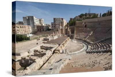 Cartagena, Region of Murcia, Spain-Michael Snell-Stretched Canvas Print
