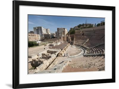 Cartagena, Region of Murcia, Spain-Michael Snell-Framed Photographic Print