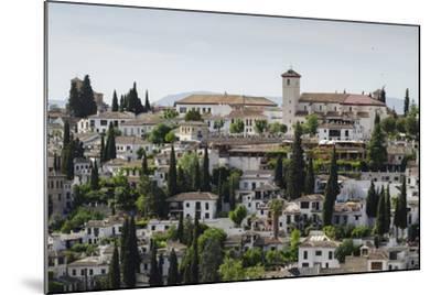 Granada, Province of Granada, Andalusia, Spain-Michael Snell-Mounted Photographic Print