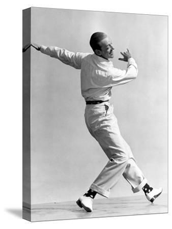 Holiday Inn, Fred Astaire 1942--Stretched Canvas Print