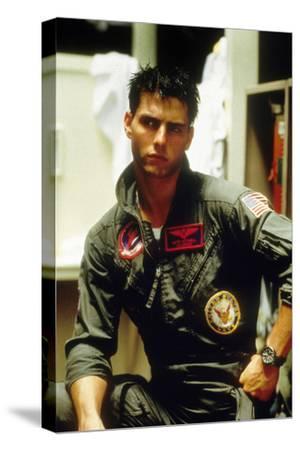 Top Gun De Tony Scott Avec Tom Cruise 1986--Stretched Canvas Print
