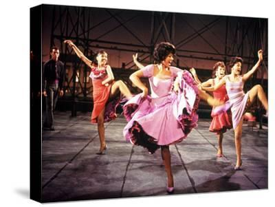 West Side Story, Directed by Robert Wise, 1961--Stretched Canvas Print