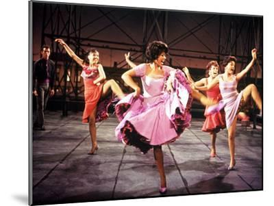 West Side Story, Directed by Robert Wise, 1961--Mounted Photo