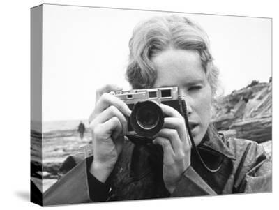 Persona, Ingmar Bergman, Liv Ullmann, 1966--Stretched Canvas Print