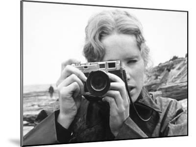 Persona, Ingmar Bergman, Liv Ullmann, 1966--Mounted Photo