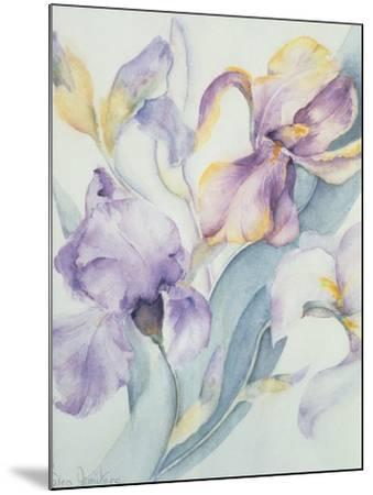 Iris Mixed, Ola Kale and Mary Todd-Karen Armitage-Mounted Giclee Print