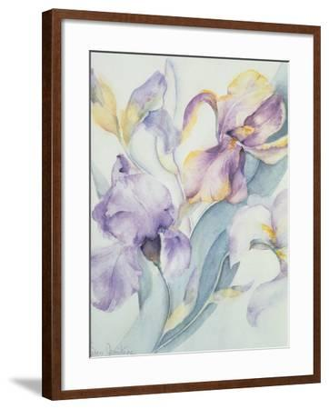 Iris Mixed, Ola Kale and Mary Todd-Karen Armitage-Framed Giclee Print