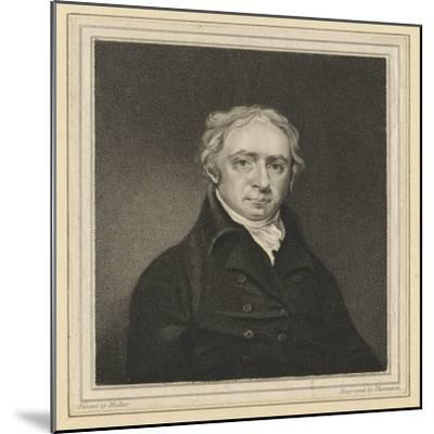 William Lisle Bowles, C.1825-James Thomson-Mounted Giclee Print