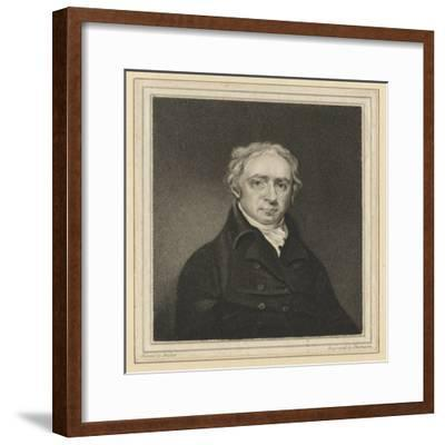 William Lisle Bowles, C.1825-James Thomson-Framed Giclee Print