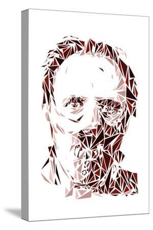 Hannibal Lecter-Cristian Mielu-Stretched Canvas Print