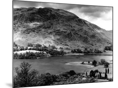 Lake District - Ullswater 19 June 1961-Staff-Mounted Photographic Print