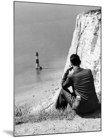 Beachy Head 1936-Sunday Mirror-Mounted Photographic Print