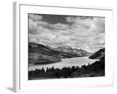 Loch Long 1946- Mirrorpix-Framed Photographic Print