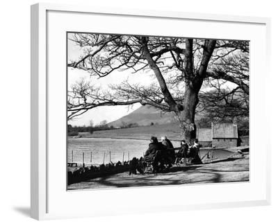 Lake District - Derwentwater 1965-Staff-Framed Photographic Print