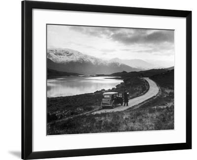 Lost in Iverness 1936-Staff-Framed Photographic Print