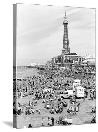 Blackpool tower, 1894-Unknown-Stretched Canvas Print