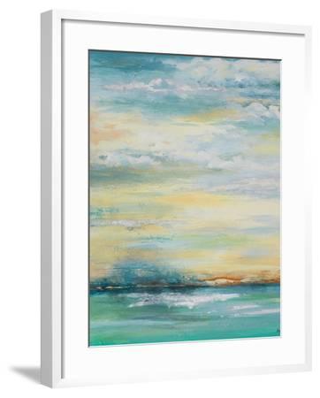 Misty Morning-Patricia Pinto-Framed Premium Giclee Print