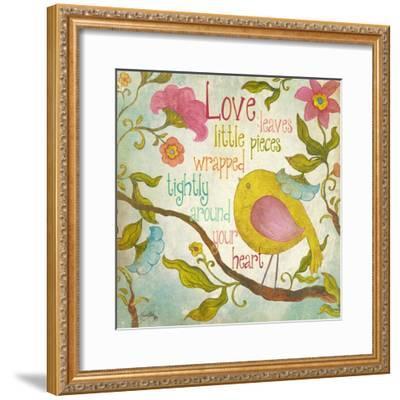 Your Heart-Elizabeth Medley-Framed Premium Giclee Print