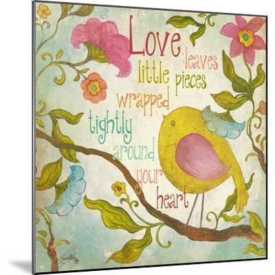 Your Heart-Elizabeth Medley-Mounted Premium Giclee Print