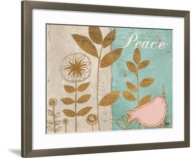 Le Pastel Jardin II-Patricia Pinto-Framed Art Print
