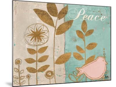 Le Pastel Jardin II-Patricia Pinto-Mounted Art Print