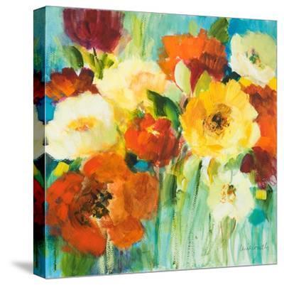 Flower Power II-Lanie Loreth-Stretched Canvas Print
