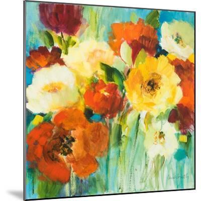 Flower Power II-Lanie Loreth-Mounted Premium Giclee Print