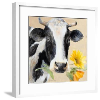 Daiseis for You I-Lanie Loreth-Framed Art Print