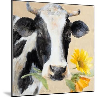 Daiseis for You I-Lanie Loreth-Mounted Art Print