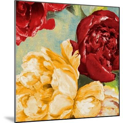 Red Modern Romance IV-Patricia Pinto-Mounted Art Print