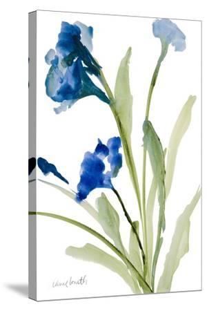 Teal Belles I-Lanie Loreth-Stretched Canvas Print