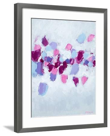 Amoebic Flow II-Ann Marie Coolick-Framed Art Print