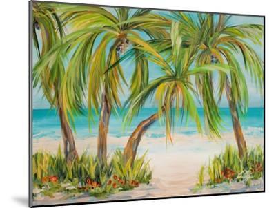 Palm Life-Julie DeRice-Mounted Art Print
