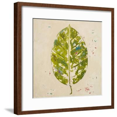 The Green Ones I-Patricia Pinto-Framed Premium Giclee Print