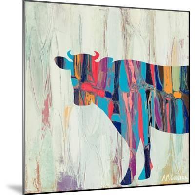 Rhizome Cow-Ann Marie Coolick-Mounted Premium Giclee Print