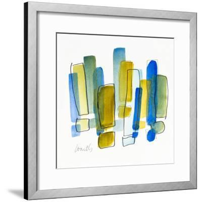 Exclamation III-Lanie Loreth-Framed Art Print