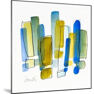 Exclamation III-Lanie Loreth-Mounted Art Print