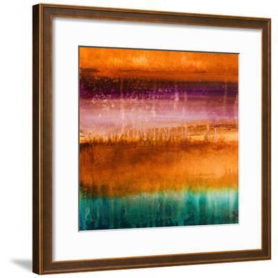 Mountain Majesty Square III-Lanie Loreth-Framed Premium Giclee Print