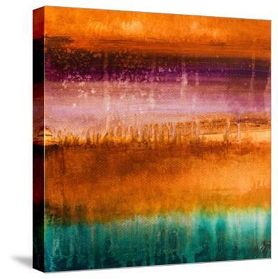 Mountain Majesty Square III-Lanie Loreth-Stretched Canvas Print